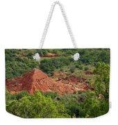 Canyon Pyramid Weekender Tote Bag