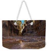 Canyon Stream Weekender Tote Bag