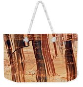 Canyon Textile Design Weekender Tote Bag