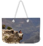 Canyon Thoughts Weekender Tote Bag