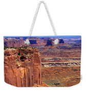 Canyonlands 4 Weekender Tote Bag