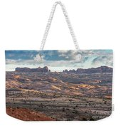 Arches National Park - Morning Weekender Tote Bag