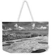 Canyonlands Puddles Weekender Tote Bag