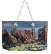 Canyonlands Utah Weekender Tote Bag