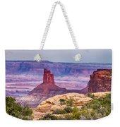 Canyonlands Utah Views Weekender Tote Bag