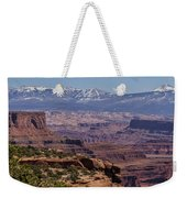 Canyons Of Dead Horse State Park Weekender Tote Bag