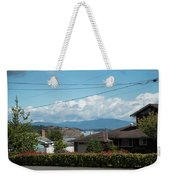Cap Sante And Chuckanut Weekender Tote Bag