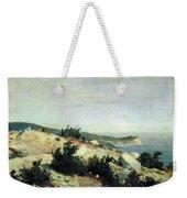 Cape Ai-todor Crimea 1879 21h33 5 Ivan Ivanovich Shishkin Weekender Tote Bag