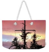 Cape Ann Sunset Silhouettes Weekender Tote Bag