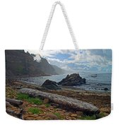 Cape Arago Oregon Weekender Tote Bag