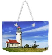 Cape Blanco Lighthouse Weekender Tote Bag