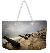 Cape Coast Castle Weekender Tote Bag