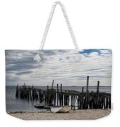 Cape Cod Bay Weekender Tote Bag