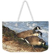 Cape Cod Beachcombers 1 Weekender Tote Bag