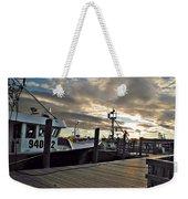 Cape Cod Harbor Weekender Tote Bag