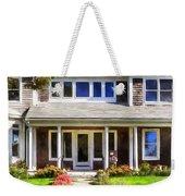 Cape Cod Home Weekender Tote Bag