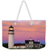 Cape Cod Light Truro Weekender Tote Bag