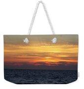 Cape Cod Sunset Weekender Tote Bag