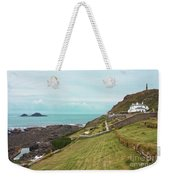 Cape Cornwall Weekender Tote Bag