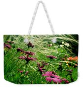 Cape Daisies And Angel Hair Weekender Tote Bag