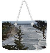 Cape Disappointment Beach Weekender Tote Bag