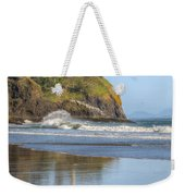 Cape Disappointment - Vertical Weekender Tote Bag