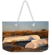 Cape Fear Boats Weekender Tote Bag
