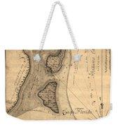 Cape Florida 1765 Weekender Tote Bag