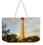 Cape May Lighthouse In Spring Weekender Tote Bag