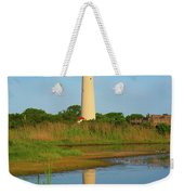 Cape May Morning Reflection Weekender Tote Bag