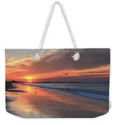 Cape May Nj Morning After The Storm Weekender Tote Bag