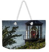 Cape Meares Lighthouse Weekender Tote Bag