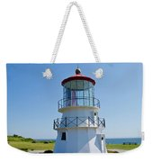 Cape Mendocino Lighthouse Weekender Tote Bag
