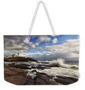 Cape Neddick Maine Weekender Tote Bag