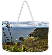 Cape Reinga North Island New Zealand Weekender Tote Bag