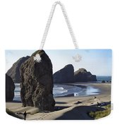 Cape Sebastian - Hunters Cove Area- Oregon Coast Weekender Tote Bag