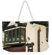 Capppy's Chowder House Weekender Tote Bag