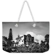 Capilla Del Cerrito - Basilica De Guadalupe - Mexico City I Weekender Tote Bag