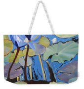 Capistrano Lillies Weekender Tote Bag