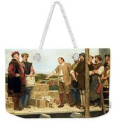 Capital And Labour Weekender Tote Bag