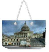 Capital Building Weekender Tote Bag