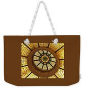 Capital One Bank Dome Close Up Weekender Tote Bag