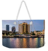 Capitan Miranda In Tampa Weekender Tote Bag