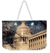 Capitol Building Weekender Tote Bag
