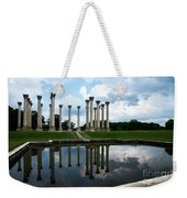 Capitol Columns, National Arboretum Weekender Tote Bag