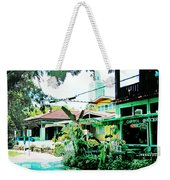 Capitol Grocery Spanish Town Baton Rouge Weekender Tote Bag