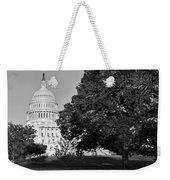 Capitol Hill Weekender Tote Bag