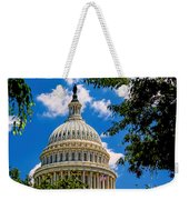 Capitol Of The United States Weekender Tote Bag