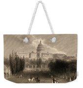 Capitol Of The Unites States, Washington D C Weekender Tote Bag
