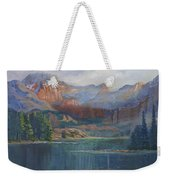 Capitol Peak Rocky Mountains Weekender Tote Bag